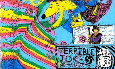 TERRIBLE JOKE 『Live at Seibu Kodo』 (TAPE/JPN/ HARDCORE)