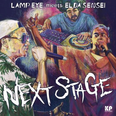 LAMP EYE meets EL DA SENSEI 『NEXT STAGE』 (7