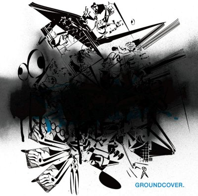 GROUNDCOVER. 『██████』 (CD/JPN/ PUNK , DUB)