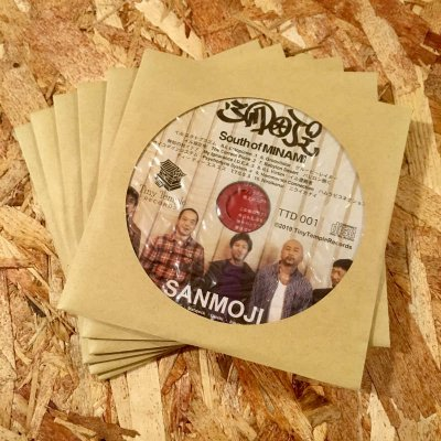 SANMOJI 『South of MINAMI』 (CD/JPN/ ROCK)