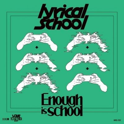 lyrical school 『Enough is school / LOVE TOGETHER RAP』 (7