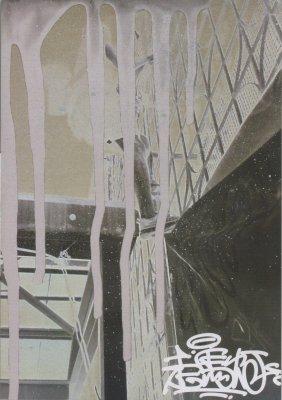 V.A. 『走馬灯 Bangkok City 2020』 (DVD-R+ZINE/ART, GRAFFITI, DOCUMENT)