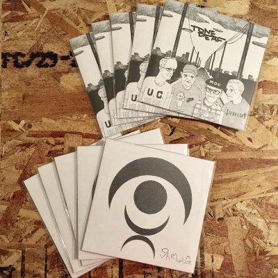 TONE DEAF / she luv it 『split』 (CD/JPN/ HARDCORE)