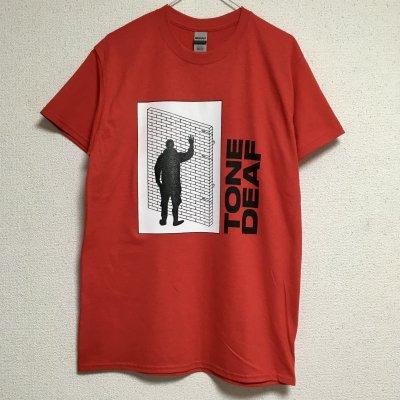 TONE DEAF 『2nd EP T-Shirts [レッド]』 (TEE/JPN)