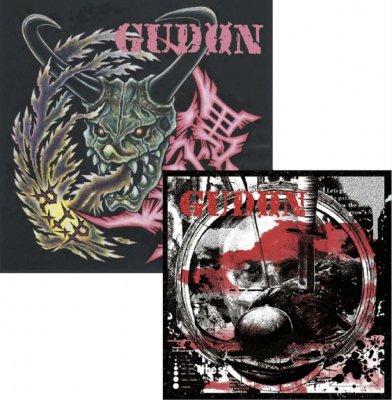 【予約 | 11/11発売】GUDON(愚鈍) 『1984-1990 REST IN PEACE』 (CD+DVD/JPN/ HARDCORE)