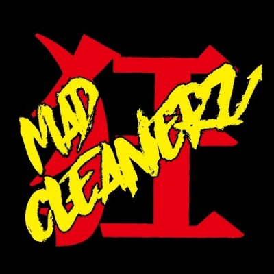 MAD CLEANERZ 『s/t』 (SONOSEAT/JPN/ PUNK)