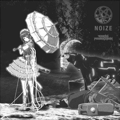 NOIZEGOAT / EARTH FEDERATION 『split』 (12