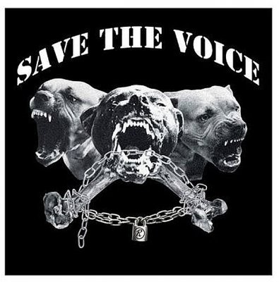 【予約 | 3/19発売】V.A. 『SAVE THE VOICE』 (CD[2枚組]/JPN/ PUNK , HARDCORE)