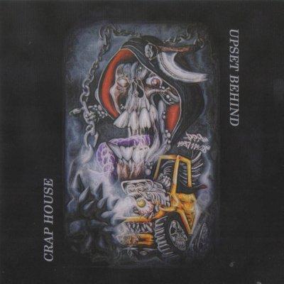 CRAP HOUSE 『UPSET BEHIND』 (CD/JPN/ HARDCORE)