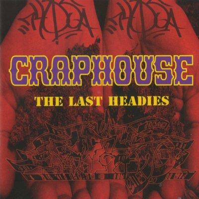 CRAP HOUSE 『THE LAST HEADIES』 (CD/JPN/ HARDCORE)