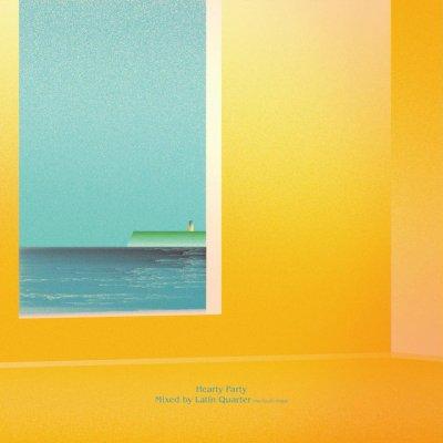 Latin Quarter 『Hearty Party』 (CD/JPN/ MIX CD)