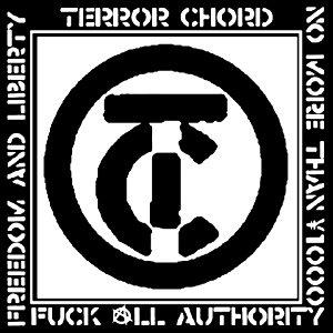 【6/16発売】 TERROR CHORD 『s/t (1st SINGLE)』 (CD/JPN/ PUNK)