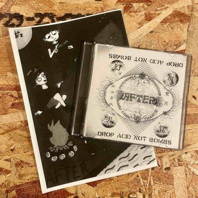 AFTER 『2018 demo [FANZINE付き]』 (CD-R/JPN/ HARDCORE)