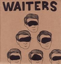 WAITERS 『s/t』 (CD-R/UK /ROCK, ELECTRO)