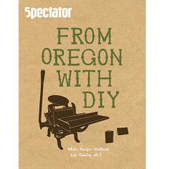 spectator 『No.21 -FROM OREGON WITH-』 (MAGAZINE/JPN)