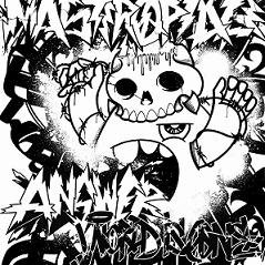 MASTERPEACE 『WORLD IS ONE & ANSWER』 (CD/JPN /HARDCORE)