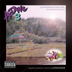 コンピューマ 『A DATE WITH COMPUMA 3 -SLOWDOWN IN YOUR SIDE- DISCONSOLATE SUMMER』 (CD/JPN /MIX CD)