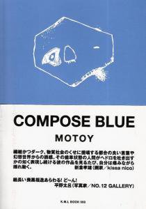 <img class='new_mark_img1' src='https://img.shop-pro.jp/img/new/icons30.gif' style='border:none;display:inline;margin:0px;padding:0px;width:auto;' />MOTOY 『COMPOSE BLUE』 (BOOK/JPN)