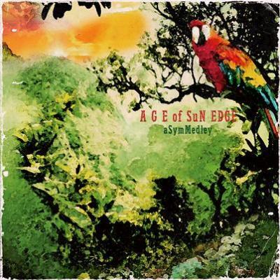aSymMedley (和泉希洋志) 『A G E of SuN EDGE』 (CD/JPN /CLUB)