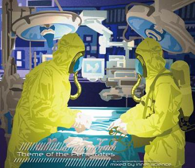 INNER SCIENCE 『Theme of the Penetrates』 (CD/JPN/ MIX CD)
