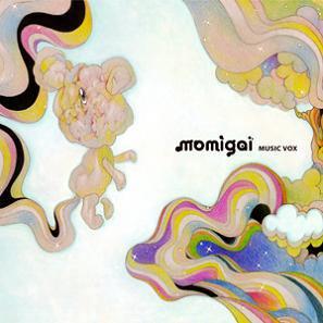 momigai 『MUSIC VOX』 (CD/JPN/ ELECTRO)