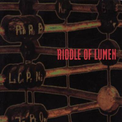 V.A. 『RIDDLE OF LUMEN』 (CD/JPN/ ROCK, NOISE)