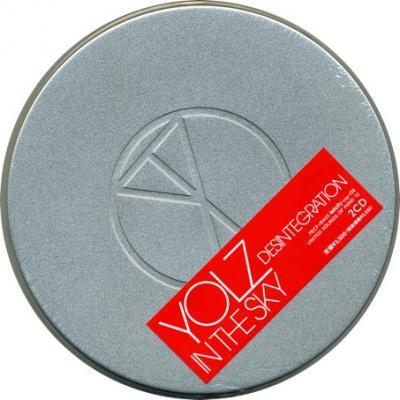 YOLZ IN THE SKY 『DESINTEGRATION』 (CD[2枚組]/JPN /ROCK, CLUB)