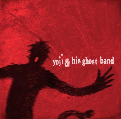 YOJI & HIS GHOST BAND 『jungolian baboon』 (CD-R/JPN/ ROCK)