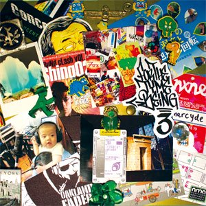 SHING02 & DJ ICEWATER 『FOR THE TYME BEING 3』 (CD/JPN/MIX CD, HIPHOP)