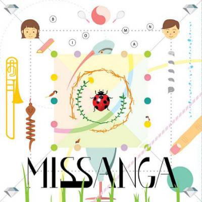 BIOMAN 『MISSANGA』 (CD/JPN/ POP)