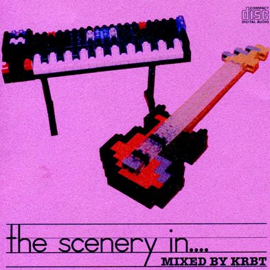 KRBT a.k.a Don K 『The Scenery In...』 (CD-R/JPN/ MIX CD)