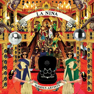 V.A. 『LA NINA』 (CD/JPN/ CLUB, HIPHOP, ELECTRO)