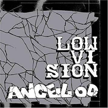 LOW VISION / ANGEL O.D. 『split』 (CD /JPN/ HARDCORE)