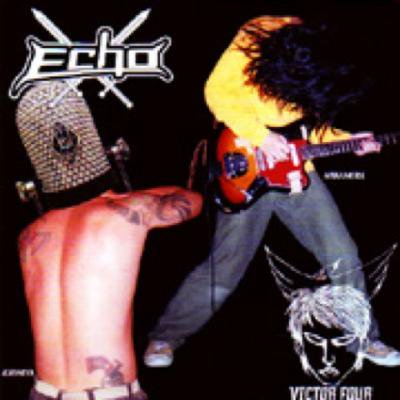 ECHO 『Victor Four』 (CD/JPN /HARDCORE)