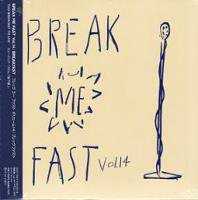 BREAKfAST 『BREAK ME FAST VOL.14』 (CD/JPN/ HARDCORE)