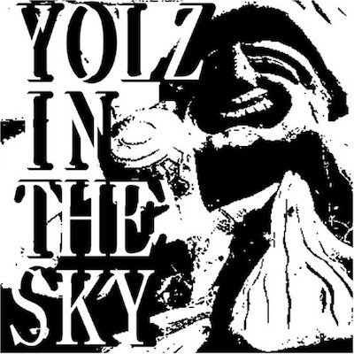 ヨルズインザスカイ『YOLZ IN THE SKY』 (CD/JPN /PUNK *NO WAVE)