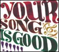 YOUR SONG IS GOOD 『s/t』 (CD/JPN/ ROCK)