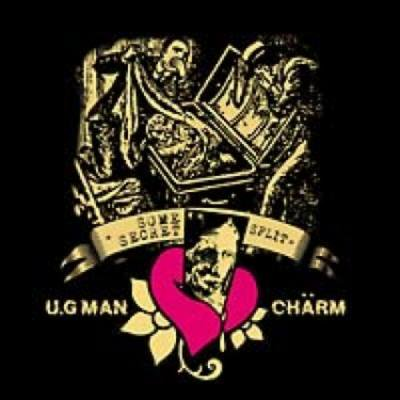 CHARM/U.G MAN『some secret』(CD/JPN/HARDCORE)