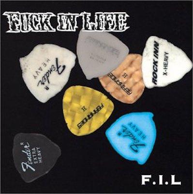 FUCK IN LIFE『F.I.L』(CD/JPN/ PUNK)