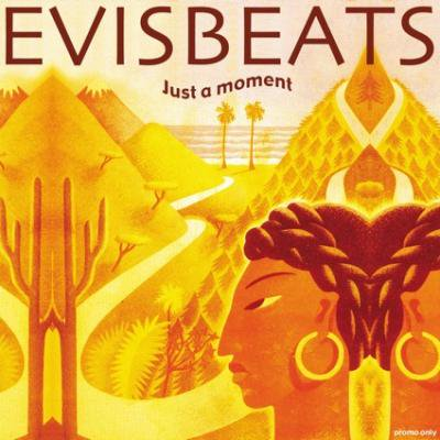 EVISBEATS 『JUST A MOMENT』 (CD-R/JPN/ MIX CD)