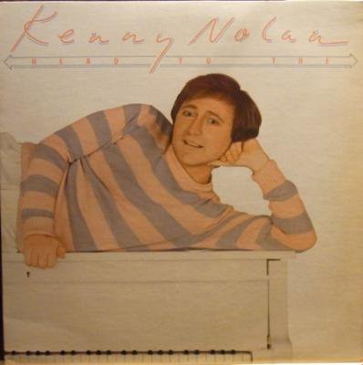 Kenny Nolan 『HEAD TO TOE』 (LP/USED/AOR)