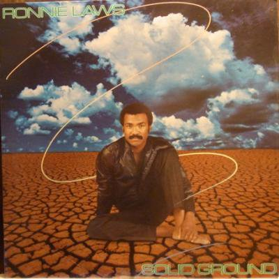 RONNIE LAWS 『SOUND GROUND』 (LP/USED/SOUL/FUNK)