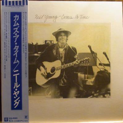 Neil Young 『COMES A TIME』 (LP/USED/ROCK)