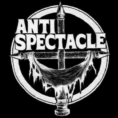 ANTI SPECTACLE 『s/t』 (CD/JPN/ HARDCORE) ★特典ジャケットデザインステッカー付き!!