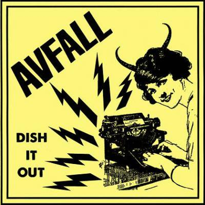 AVFALL 『DISH IT OUT』 (7
