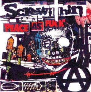 Screwithin『PEACE AS FUCK』 (CD/HARDCORE/ Less Than TV)