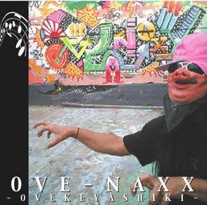 OVe-NaXx『おぶけやしき★OVEKEYASIKI』 (CD/BREAKCORE)