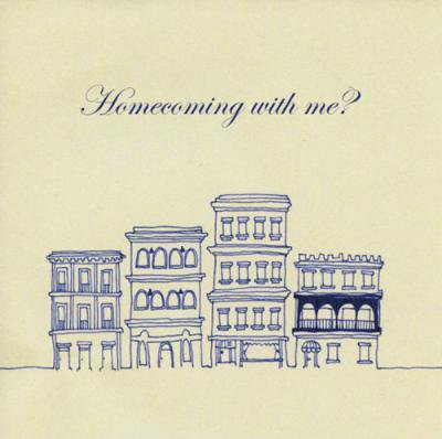 Homecomings 『Homecoming with me?』 (CD/JPN/ ROCK, POP)