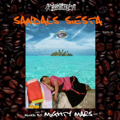 MIGHTY MARS 『SANDALS SIESTA』 (CD/JPN/ MIX CD)