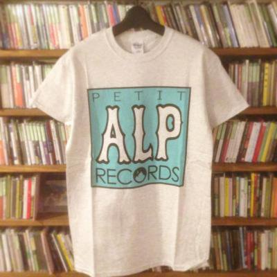 Petit Alp Records 『PETIT ALP RECORDS 2014 T-Shirts [ライトヘザーグレー]』 (TEE/TAIWAN)